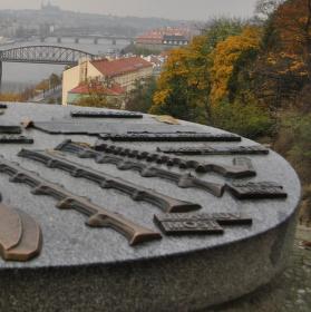 Pražské mosty...