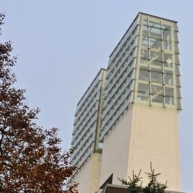 Kostel  St. Město