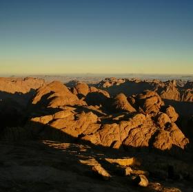 Na schodech Pokání - Svítání nad Sinajem