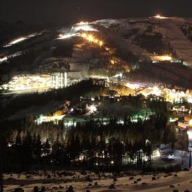 Po lyžovaní....
