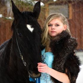 Ledová princezna