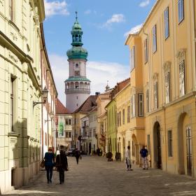 Sopron, Maďarsko