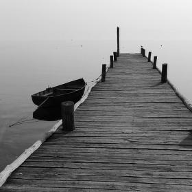 Klid na jezeře
