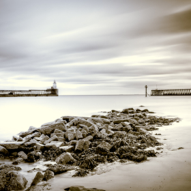 Blyth port surreal