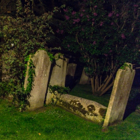 spicí hřbitov