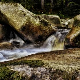 Šumava - voda I