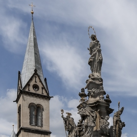 Kladno - náměstí Starosty Pavla