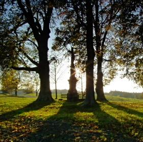 Podzim na Mariánské hoře
