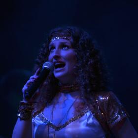 Jazzbořice fest - zpěvačka ABBA world revival