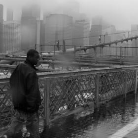 Deštivo v NY