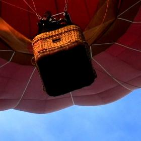Balónové hemžení ...Bělá pod Bezdězem