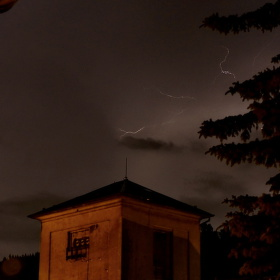 Vzbuzený bouřkou