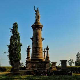 Pomník Baterie mrtvých