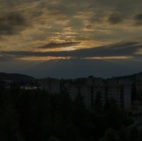 Když Slunce zapadá