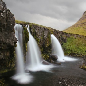 Island, Kirkjufellsfoss