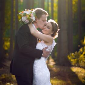 Krásní novomanželé :)