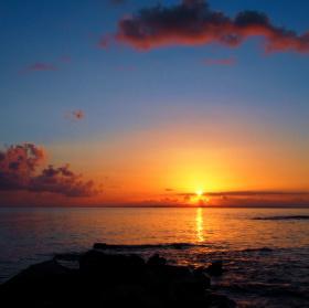 Zakynthos - svítání