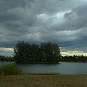 Před deštěm