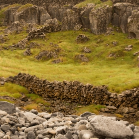 Irská mozaika