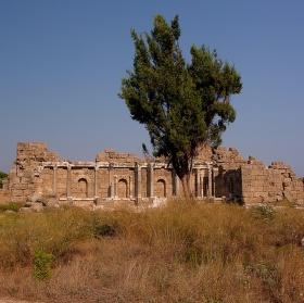 Řecké památky v Turecku
