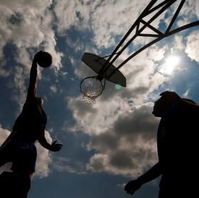 streetball od Štěrkovny