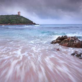 Korsika - strážní věž