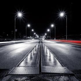 Frýdek-Místek - noční rychlovka