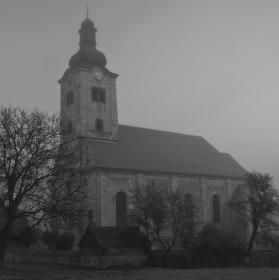 """Mlhavý"" kostel"