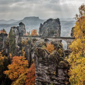 Skalní most Bastei