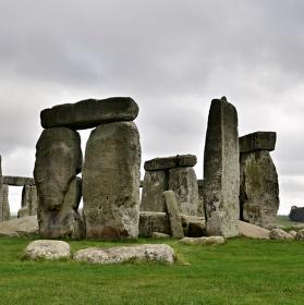 Stojící kameny Stonehenge