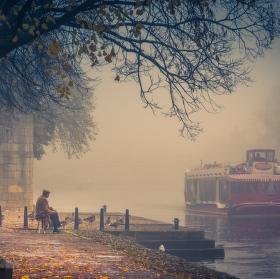 podzim v Yorku