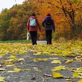 Podzimní vandrování