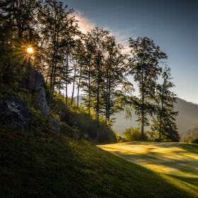 Svítání v horách 4