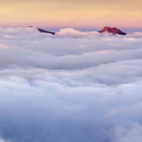 Jiný svět nad mraky