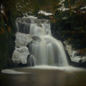 Rešovský vodopád :)