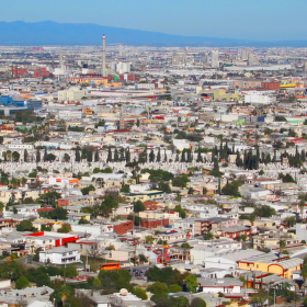 Pohled na Monterrey