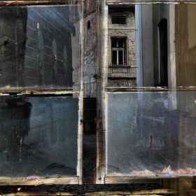 Městské variace-pohled z okna