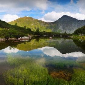 Magické jezero