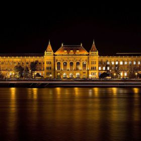 Budapešť- Szkéné divadlo