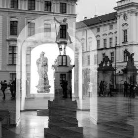 ....sto pohledů na Prahu...