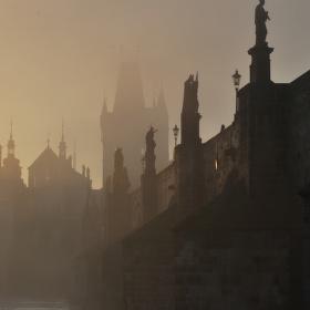 Středověká scenérie