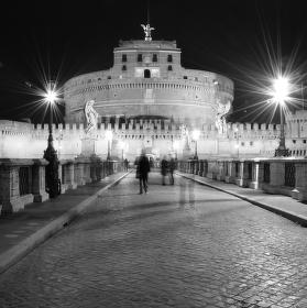 Castel Sant´ Angelo, Řím