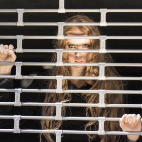 Krása za mřížemi
