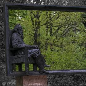 Památník Krakovského malíře Jana Matejka