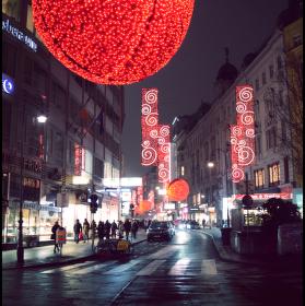 Kouzlo Vánoční Vídně