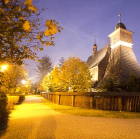 Kostelík Sv. Kateřiny