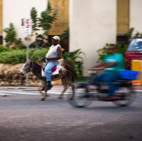 Ekodoprava v Dominikáně