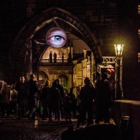 Light show Praha