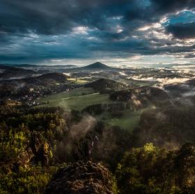 Magická krajina Českého Švýcarska