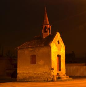 Kaplička Bolestné P. Marie
